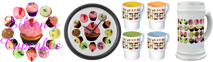 Boutique Cafepress Cupcakes