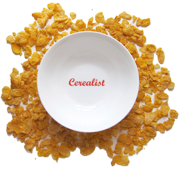 Cerealist bowl